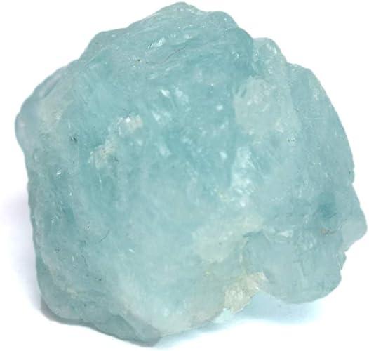 Amazon.com: Natural Aquamarine Crystal Healing Gem 24.00 Ct Certified Rough  Sky Blue Aquamarine Gemstone: Jewelry