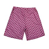 NUWFOR Baby Boys Swimwear Running Surfing Sports Beach Shorts Trunks Board Pants(Wine-Kid,3-4Years)