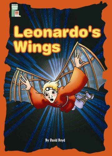 Dominie Readers Carousel - LEONARDO'S WINGS: AN ADVENTURE WITH LEONARDO DA VINCI (Dominie Carousel Readers)