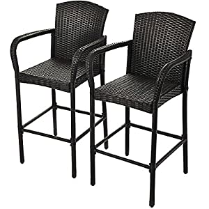 517T3IGjIHL._SS300_ Wicker Dining Chairs & Rattan Dining Chairs