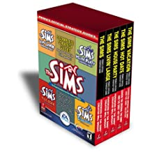 The Sims Box Set 1 thru 5: Prima's Official Strategy Guide