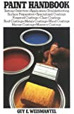 img - for Paint Handbook book / textbook / text book