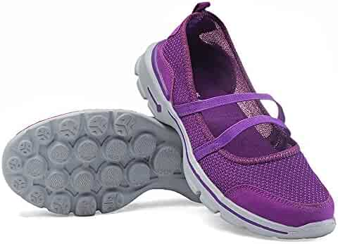 b2be4d89a44ed3 Sneakers For Womens -Clearance Sale ,Farjing Fashion Women Flats Shoes Mesh  Breathable Shoes Casual