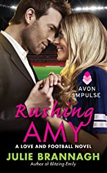 Rushing Amy: A Love and Football Novel