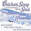 Chicken Soup for the Soul - Messages from Heaven: 101 Miraculous Stories of Signs from Beyond, Amazing Connections, and Love That Doesn't Die Audiobook by Jack Canfield, Mark Victor Hansen Narrated by Reay Kaplan