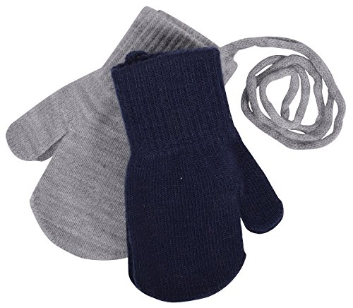 Melton Baby 2-Pack Mittens (Magic Gloves 1)