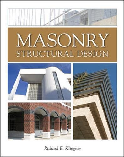 Masonry Structural Design