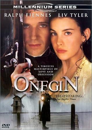 Amazon com: Onegin: Ralph Fiennes, Toby Stephens, Liv Tyler, Lena