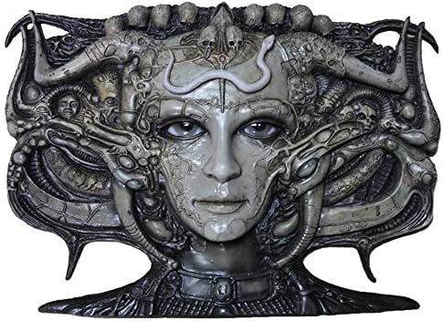 H.R.Giger Allien Giger/'s Beauty Western Wall Hanging Boutique Art Statue NEW