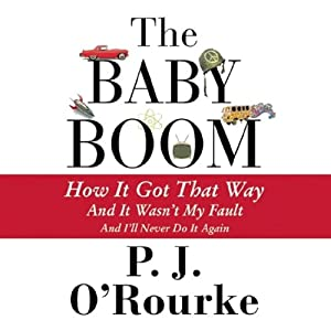 The Baby Boom Audiobook