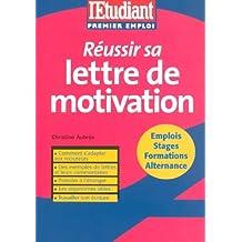 Reussir lettre de motivation