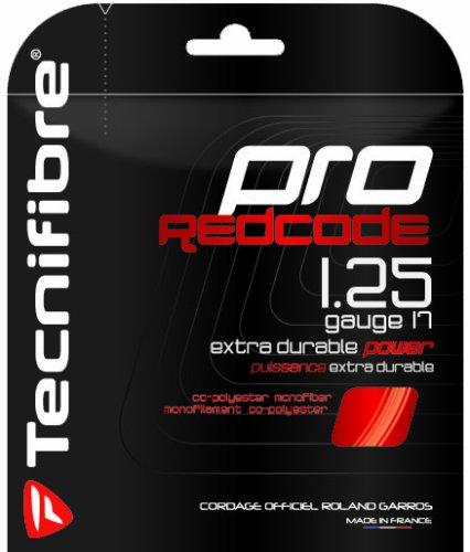 Tecnifibre Pro Redcode Tennis String Set-17