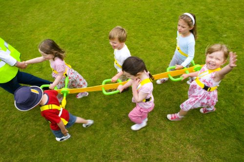 Walkodile Classic (6 Child), Childrens Walking Rope, Toddler Reins, Pre-School Safety Harness. Includes Free Learning Games for Walks Guide by Walkodile (Image #4)