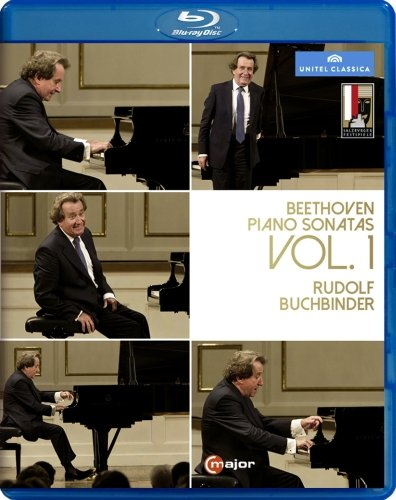 The Complete Beethoven Sonatas, Vol. 1 (Blu-ray)