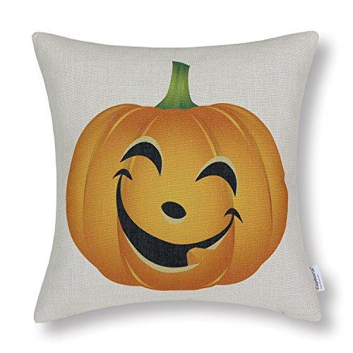 PIllow Cover Halloween Pumpkin