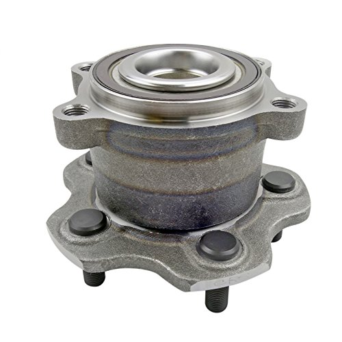 CRS NT512388 New Wheel Bearing Hub Assembly, Rear Left (Driver)/ Right (Passenger), for Infinity QX60, Nissan Maxima/Altima/Pathfinder/Murano