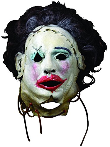 (Trick Or Treat Studios - The Texas Chainsaw Massacre Adult Leatherface Pretty Woman Mask -)