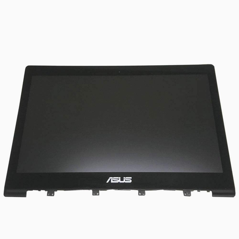 """Screen Expert 13.3"""" QHD+ 3200x1800 LCD Panel IPS LED Touch Screen Display with Bezel Frame Assembly Fits ASUS ZENBOOK UX303L Series (40 Pins)"""