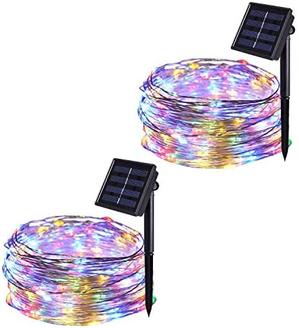 JMEXSUSS Powered Waterproof Christmas Multi Color product image