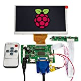 6.5 inch Car LCD Driver Kit Display Screen TFT Monitor 800x480 with HDMI VGA Input Driver Board Controller