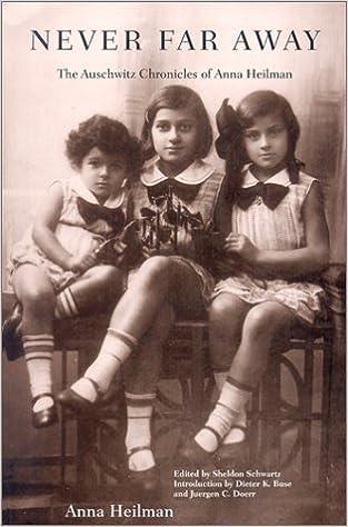 Never Far Away: The Auschwitz Chronicles of Anna Heilman