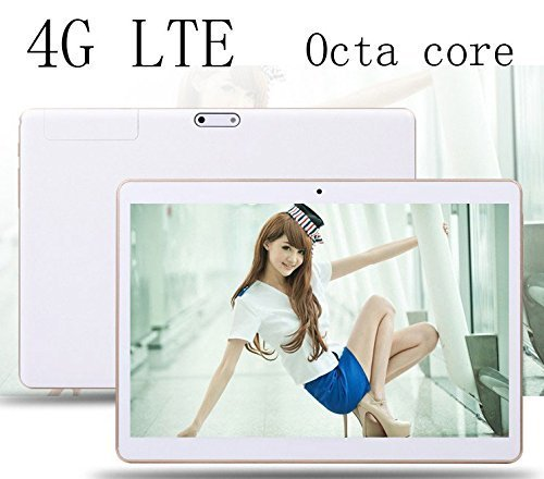 """4G LTE 9.7""""Tablet Phone with 25000*1600 IPS Octa Core RAM 4GB ROM 64GB 8.0MP 3G MTK87522 Dual sim card Phone Call Tablets PC Android 5.1 GPS -  fengxiang"""