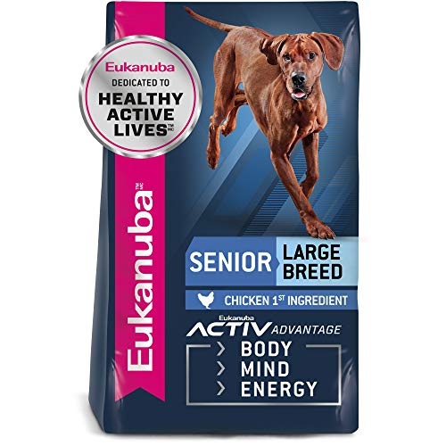 Eukanuba Senior Large Breed Maintenance Dog Food, 30 lb (Adult Maintenance Dog Food)
