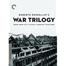 Roberto Rossellini's War Trilogy (Rome Open City / Paisan / Germany Year Zero) (The Criterion Collection) (1948)