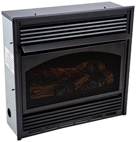 Comfort Flame CGCFTNA Vent-Free Single Burner Fireplace System, 26-Inch