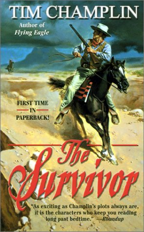 book cover of The Survivor