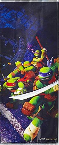 Treat Bags-Teenage Mutant Ninja Turtles 16/Pkg