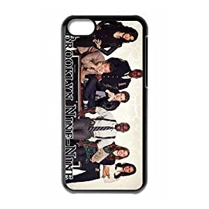 Unique Design Cases Hcvpt iPhone 5C Cell Phone Case Brooklyn Nine Printed Cover Protector