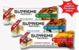 Supreme Protein Inc. - Accelerate Apple Cinnamon, , 12 bars