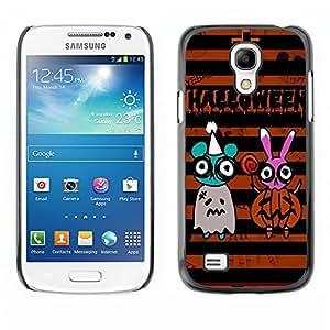 Dragon Case - FOR Samsung Galaxy S4 Mini i9190 - Words may be false - Caja protectora de pl??stico duro de la cubierta Dise?¡Ào Slim Fit