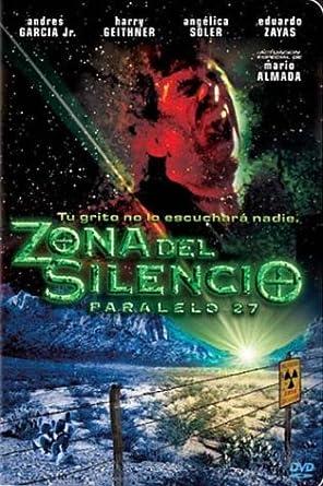 Amazoncom Zona Del Silencio Paralelo 27 Mário Almada Olivia