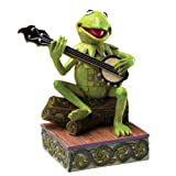 Disney Traditions designed by Jim Shore for Enesco Kermit theFrog Figurine 5.75 IN