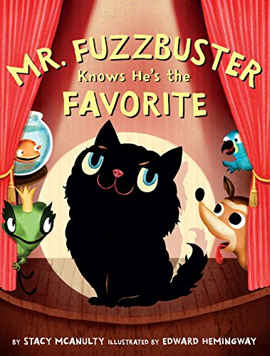 Mr. Fuzzbuster Knows He