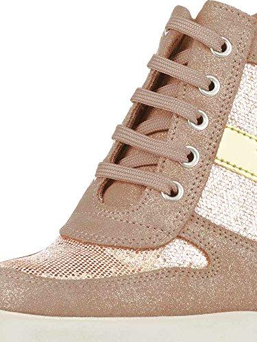 beige Connections Heine Beige Zapatos mujer cordones Beige de beige Best para A8naTpxH8