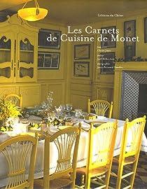 Les Carnets de Cuisine de Monet par Joyes