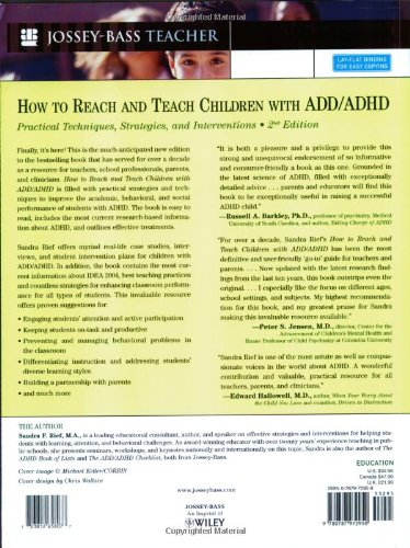 How To Reach And Teach Children With Add Adhd Practical