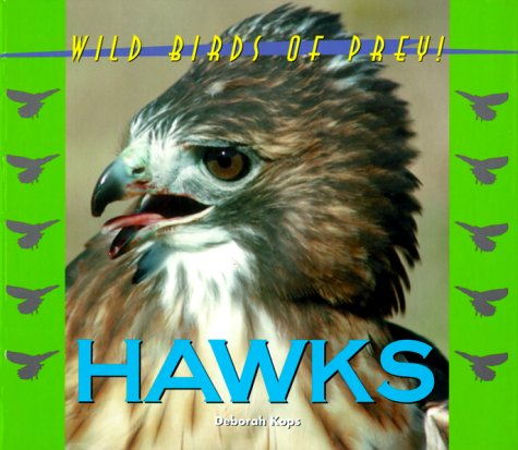 Download Wild Birds of Prey - Hawks pdf epub