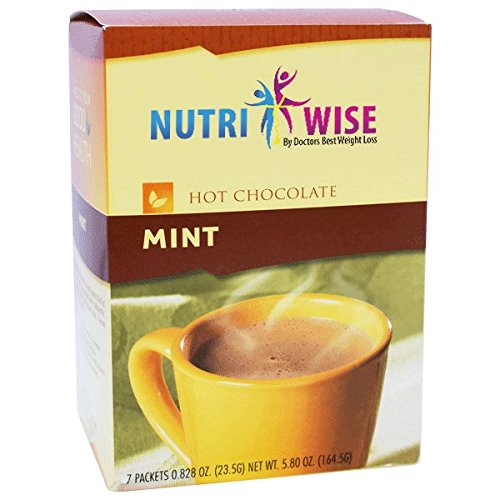 NutriWise - Mint Hot Chocolate (7 packets/box)