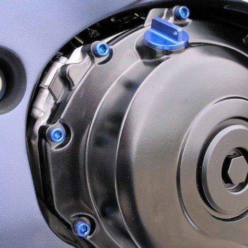 Aluminium Engine Kit MZ Scorpion Sport Blue by Pro Bolt (Image #1)
