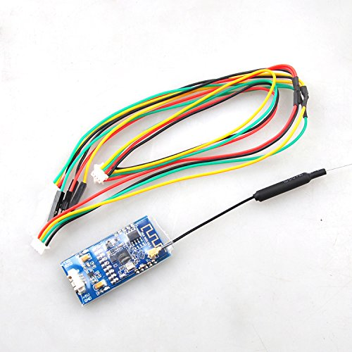 (QWinOut Newest Wireless WiFi Radio Telemetry for APM 2.6 Pixhawk PX4, Replace Traditional 3DR Telemetry, Support Mobile Phone/ Computer)