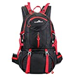 CampLand Hiking Backpack CL1702 (Red)
