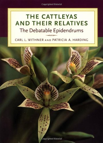 Read Online The Cattleyas and Their Relatives: The Debatable Epidendrums pdf