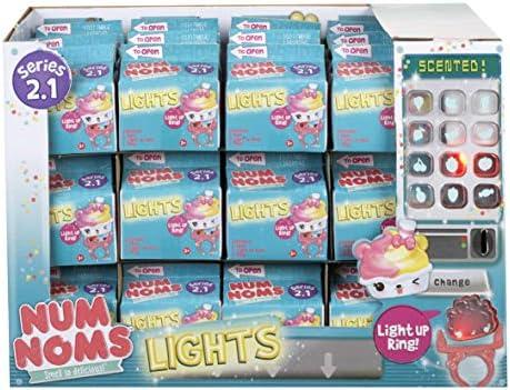 MGA Entertainment 548355E5C Num Nom Lights Mystery Pack Series 2-2L - Multicolor.: Amazon.es: Juguetes y juegos