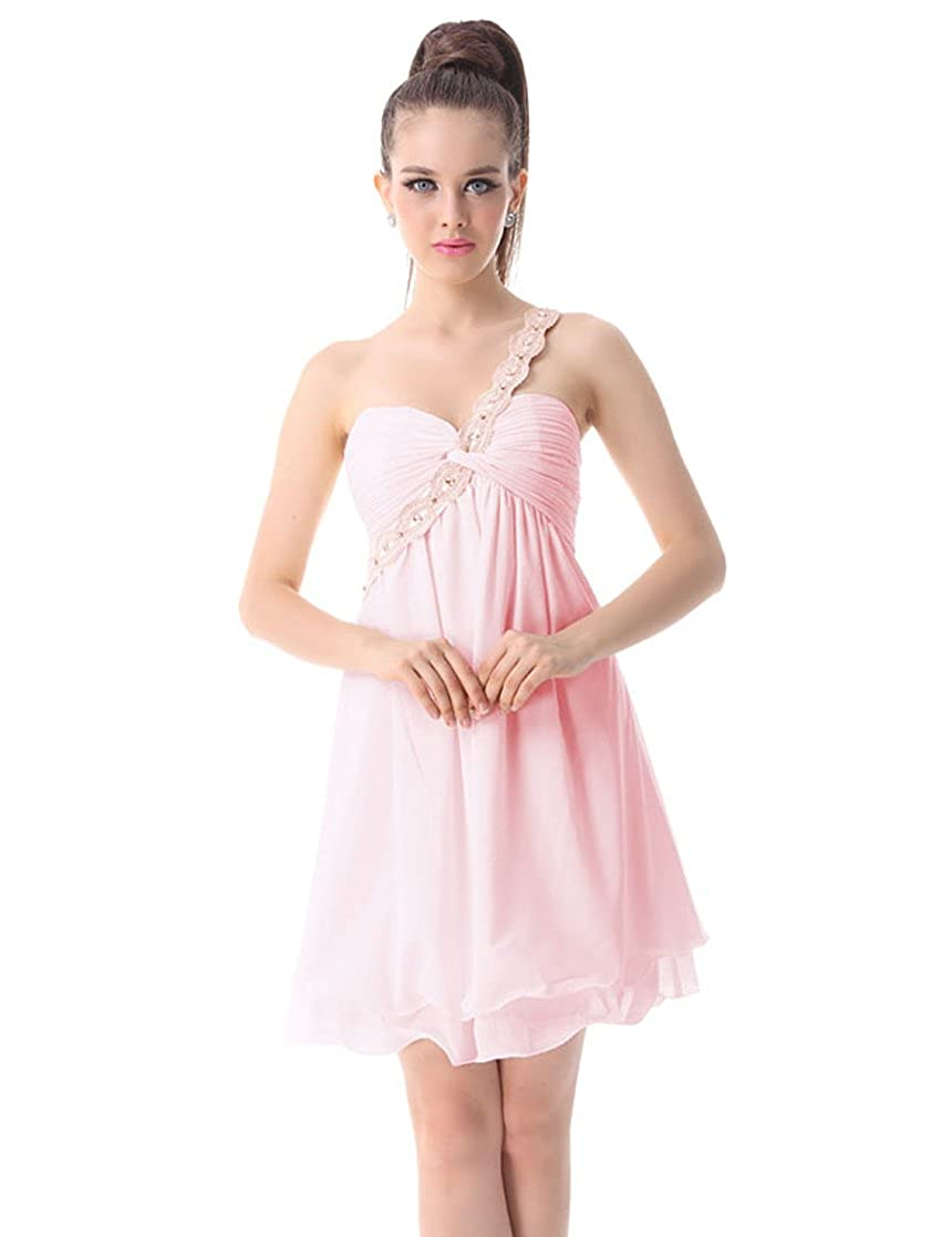 Ever-Pretty Women's Cute Short Bridesmaids Dress 03321