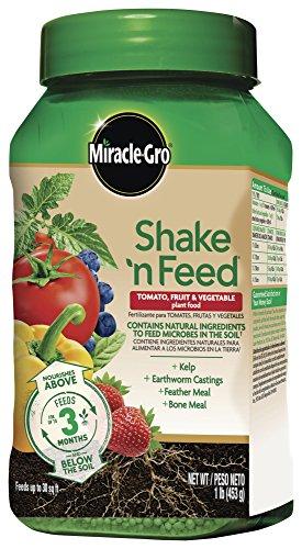 Miracle-Gro 3002510 Shake 'N Feed Tomato