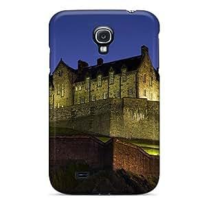 Galaxy S4 Case Cover Edinburgh Castle At Night Scotl Case - Eco-friendly Packaging